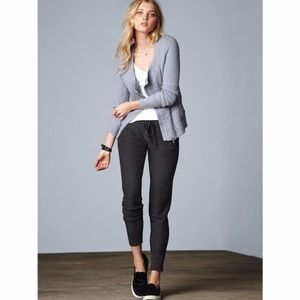 VICTORIAS SECRET Knit Cashmere Sweater Joggers